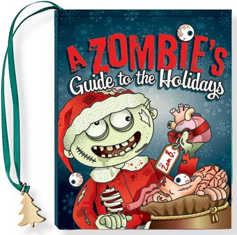 Zombies - Guide To The Holidays Mini Gift Book