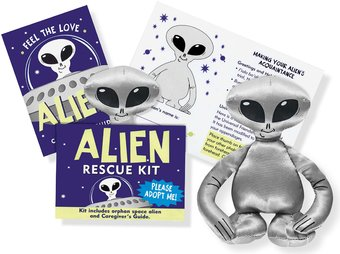 "Alien Rescue Kit - ""Adopt an Alien!"""