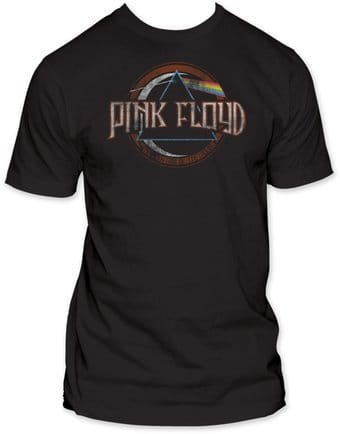 Pink Floyd: Dark Side Of The Moon Seal (Fitted