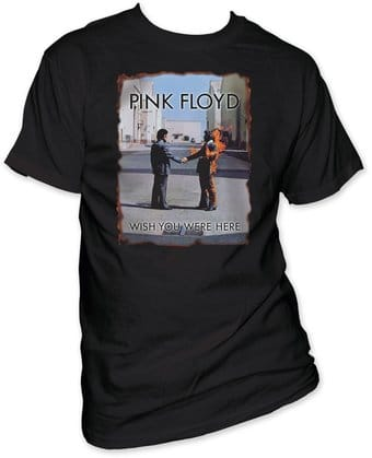Pink Floyd: Wish You Were Here Cover (T-Shirt)