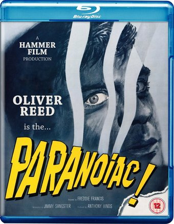 Paranoiac [Import] (Blu-ray)