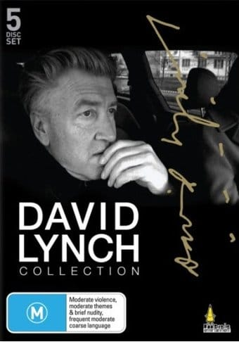 David Lynch Collection [Import] (5-DVD)