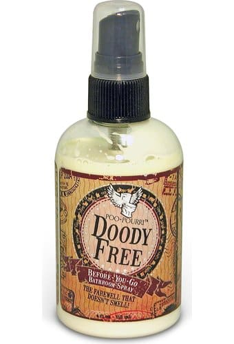 Poo~Pourri - Doody Free 4 oz. Bathroom Spray