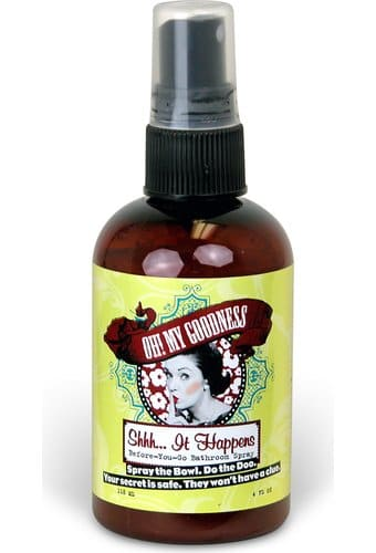 Poo~Pourri - Oh! My Goodness Shhhh...it Happens 4