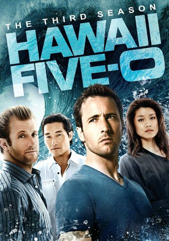 Hawaii Five-O (2010) - Season 3 (7-DVD)
