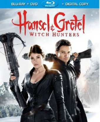 Hansel & Gretel: Witch Hunters (Blu-ray + DVD)