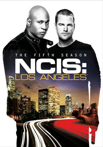 NCIS: Los Angeles - Complete 5th Season (6-DVD)
