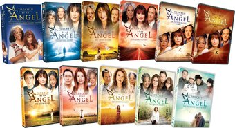 Touched by an Angel - Complete Series (59-DVD)