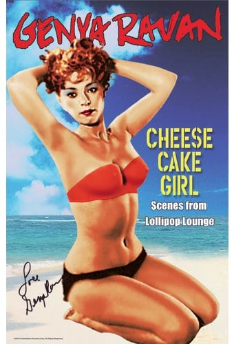 Cheesecake Girl - Promotional Poster