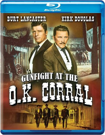 Gunfight at the O.K. Corral (Blu-ray)