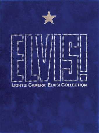 Lights! Camera! Elvis! Collection (8-DVD)
