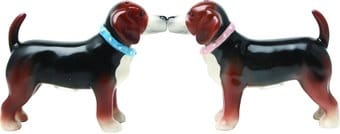 Puppy - Beagles - Salt & Pepper Shakers