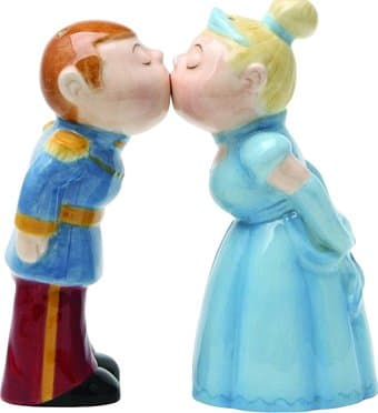 Royal Couple - Salt & Pepper Shakers
