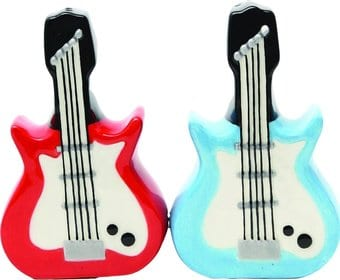 Dueling Guitars - Salt & Pepper Shakers
