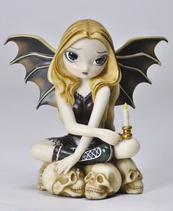 Candle in the Dark - Jasmine Becket Griffith