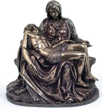 Pieta - Michelangelo (Resin)