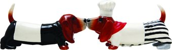 Puppy - Basset Hound - Salt & Pepper Shakers