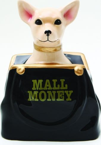 Chihuahua in Purse - Money Bank
