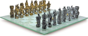 Mystical - King Arthur - Fantasy Chess Set