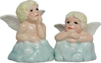 Cupid Angels - Salt and Pepper Shakers