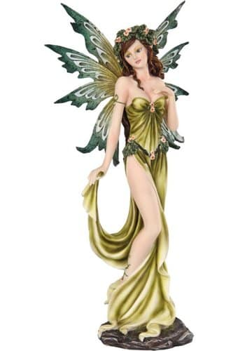 Mystical - Elemental Fairy - Earth Figurine