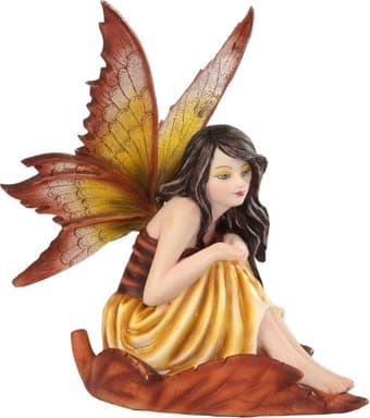 Mystical - Fairyland Fairy - Autumn Fairy Sitting