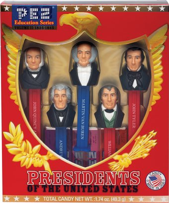 Presidents of The United States Volume 2 - Pez