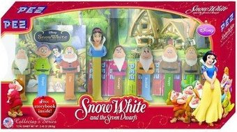 Disney - Snow White & The Seven Dwarfs - Pez