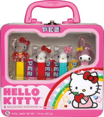 Hello Kitty - Pez - 4-Piece Limited Edition Set