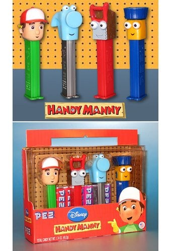 Handy Manny - Pez Limited Edition Collectible