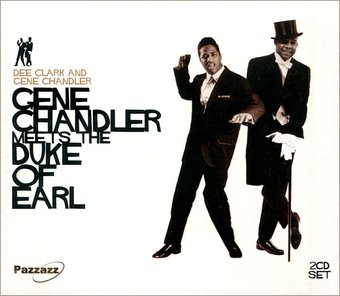Gene Chandler Meets the Duke of Earl (2-CD)