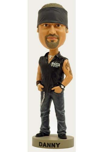 Counting Cars - Danny Bobble Head