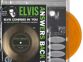 Elvis Confides In You