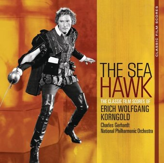Classic Film Scores: The Sea Hawk