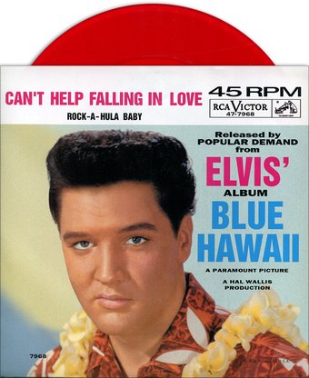 Can't Help Falling In Love (from Blue Hawaii) /