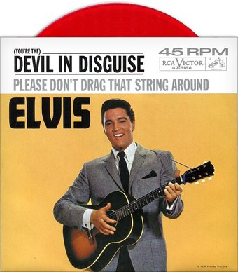 (You're The) Devil In Disguise / Please Don't