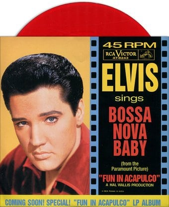 Bossa Nova Baby (from Fun In Acapulco) /