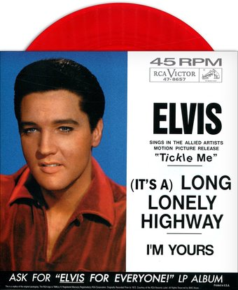 (It's A) Long Lonely Highway (from Tickle Me) /