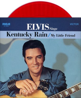 Kentucky Rain / My Little Friend (Red Vinyl)