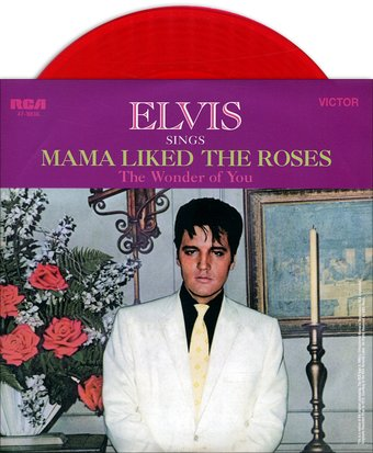 Mama Liked The Roses / The Wonder Of You (Red