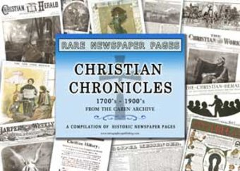 Christian History - Historic Newspaper