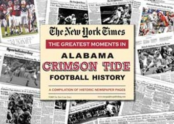 Football - Alabama Crimson Tide - History -