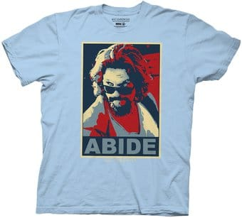 The Big Lebowski - Abide - T-Shirt