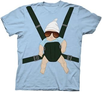 The Hangover: Baby Carrier - T-Shirt