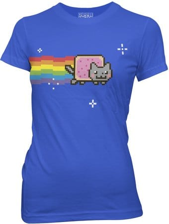 Nyan Cat: Original - T-Shirt