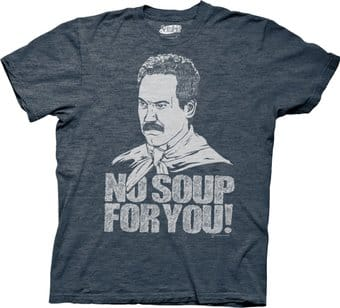 Seinfeld: No Soup For You - T-Shirt
