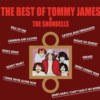 The Best Of Tommy James & The Shondells (180GV)