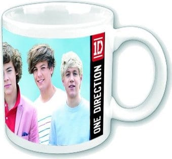 "One Direction - ""Group Shot"" 16 oz. Boxed Mug"