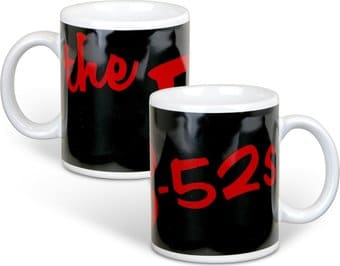 B-52s - Logo 11 oz. Boxed Mug