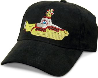 The Beatles - Yellow Submarine: Black Baseball Cap